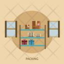 Packing Box Window Icon