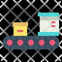 Packing Belt Machine Icon