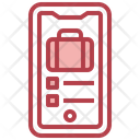 Packing App Check List Icon