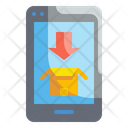 Packing Delivery Box Package Icon