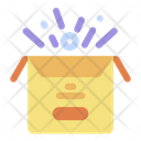 Packing Box Cyber Monday Shopping Icon