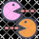Players Pacman Arcade Icon