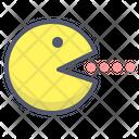 Pacman Arcade Retro Game Icon