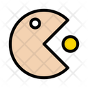 Pacman Video Eater Icon