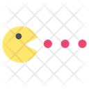 Pacman Game Ghost Icon