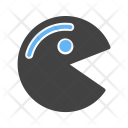 Pacman Game Character Icon