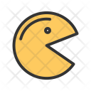 Game Character Pacman Icon