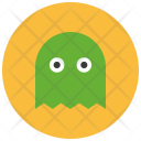 Pacman Monster Ghost Icon