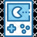 Pacman Game Handheld Icon