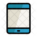 Tablet Web Technology Icon