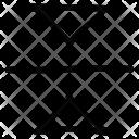 Padding alignment Icon