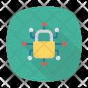 Padlock Digital Password Icon