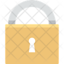 Safety Padlock Lock Icon