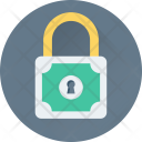 Padlock Protection Safety Icon