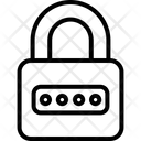 Lock Protection Chain Link Icon