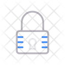 Padlock Private Keyhole Icon