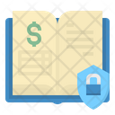 Padlock Safety Protection Icon
