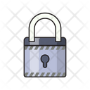 Padlock Private Secure Icon
