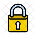 Padlock Protection Private Icon