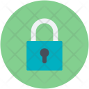 Padlock Lock Safety Icon