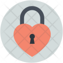 Padlock Lock True Icon