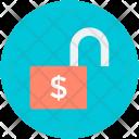 Padlock Unlock Unblocked Icon