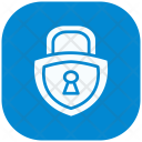 Padlock Look Interface Icon