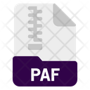 Paf file Icon