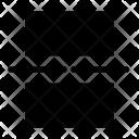 Page Break Crop Icon
