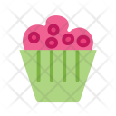 Page Muffin Food Icon