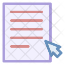 Page Document Web Icon