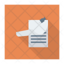 Page Notepad Text Icon