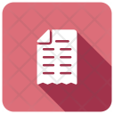 Page File Document Icon