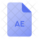 Page Ae Icon