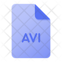 Page Avi Icon