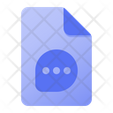 Page Chat Icon