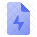 Page Electric Icon