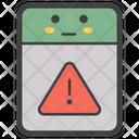 Page Error Page Design Page Face Icon