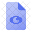 Page Eye Icon