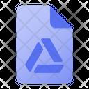 Page Google Drive Icon