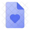 Page Heart Icon