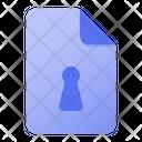 Page Key Icon