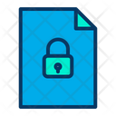 Page Lock Icon