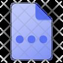 Page Menu Icon