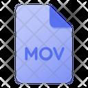 Page Mov Icon