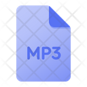 Page Mp 3 Icon