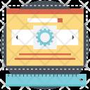 Page Optimization Seo Icon