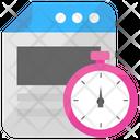 Page Optimization Conversion Icon