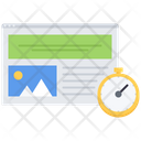 Page Optimization Icon