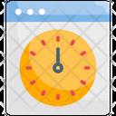Page Optimization Landing Page Optimization Landing Icon